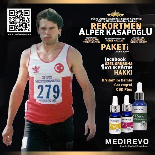 Alper Kasapoğlu Premium Güç Paketi